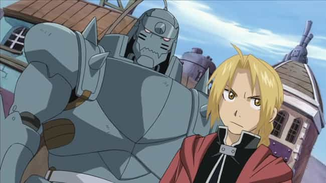 Fullmetal Alchemist: Brotherho... is listed (or ranked) 2 on the list 14 Good Anime Recommendations For Atheists