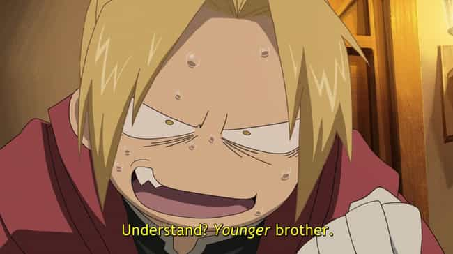 Fullmetal Alchemist: Bro... is listed (or ranked) 4 on the list The 13 Best Anime Like Seven Deadly Sins