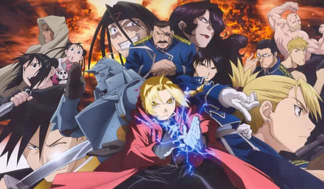 Fullmetal Alchemist: Bro... is listed (or ranked) 2 on the list The 13 Best Anime Like Dororo