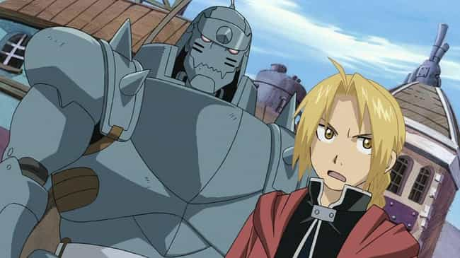 Fullmetal Alchemist: Brotherho... is listed (or ranked) 7 on the list The 13 Best Anime Like 'Black Clover'