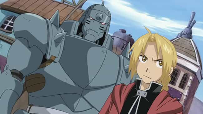 Fullmetal Alchemist: Brotherho... is listed (or ranked) 1 on the list 15 Anime With The Best Overall Plots