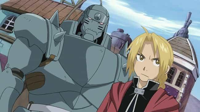 Fullmetal Alchemist: Brotherho... is listed (or ranked) 2 on the list The Best Anime Like Demon Slayer: Kimetsu No Yaiba