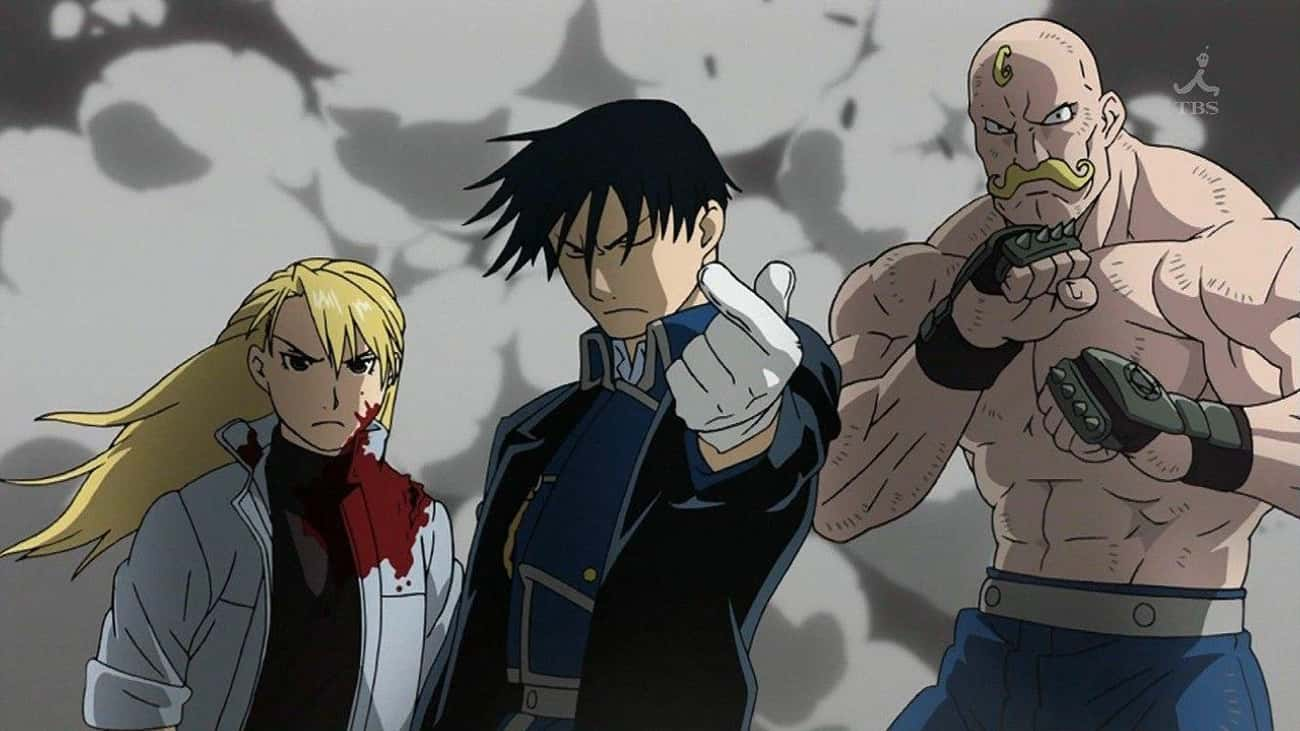 Fullmetal Alchemist: Brotherho is listed (or ranked) 4 on the list The 13 Best Anime Like 'Fire Force'