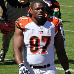 Geno Atkins is listed (or ranked) 2 on the list The Best Cincinnati Bengals of All Time
