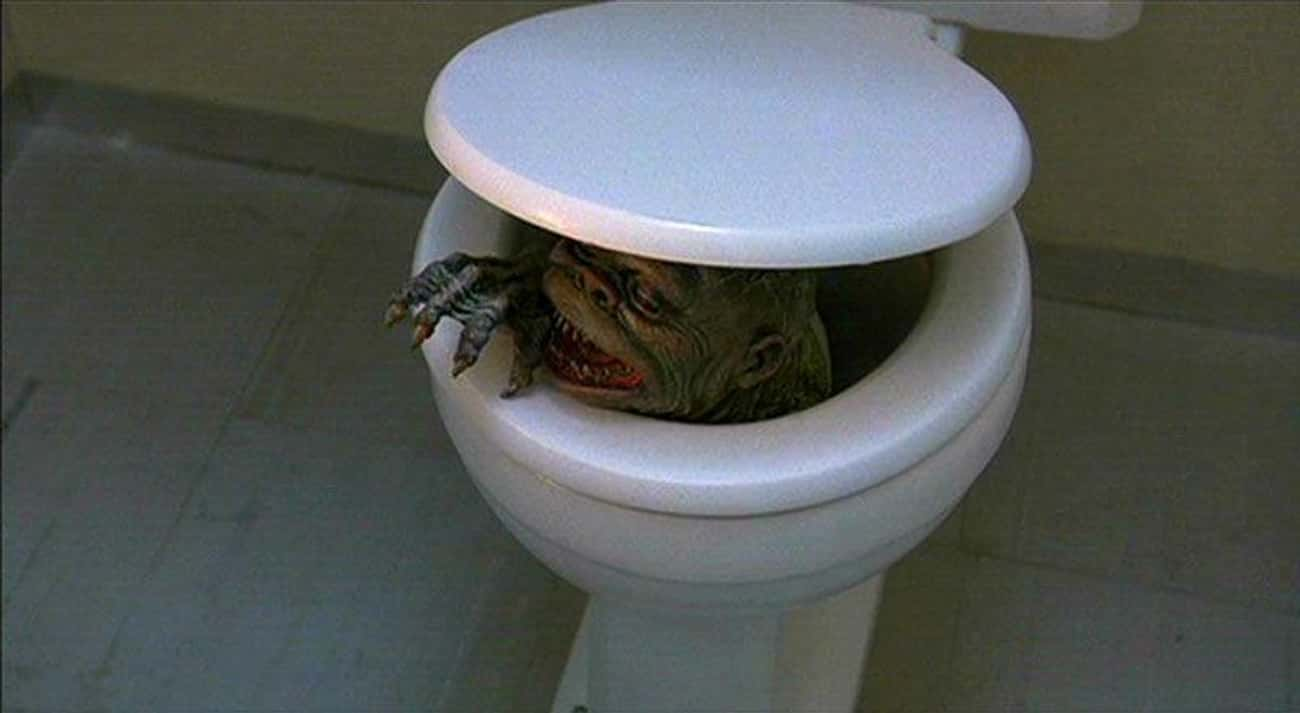 Ghoulies II is listed (or ranked) 1 on the list Pretty Good Horror Movies That Make You Fear Going To The Bathroom