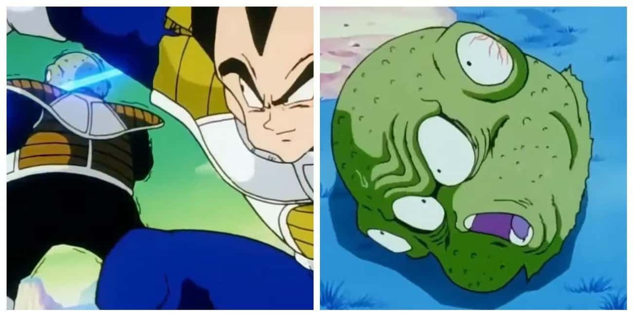 Guldo is listed (or ranked) 3 on the list The 15 Most Brutal Vegeta Kills In Dragon Ball, Ranked