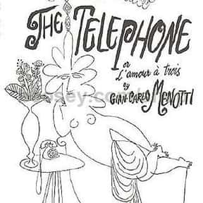 The Telephone, or L'Amour à tr is listed (or ranked) 14 on the list List of Comic opera Operas