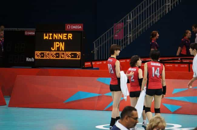 Hitomi Nakamichi is listed (or ranked) 3 on the list Famous Volleyball Players from Japan