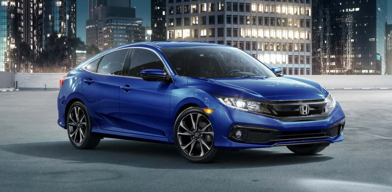 Honda Civic is listed (or ranked) 1 on the list The Best 2020 Cars Under $20,000