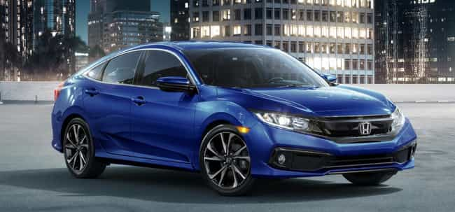 Honda Civic Type R is listed (or ranked) 1 on the list The Best 2020 Car Models On The Market