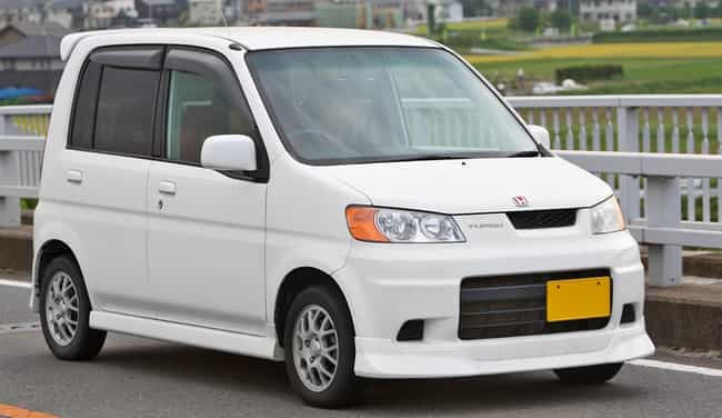 Honda Life Dunk is listed (or ranked) 4 on the list The 29 Funniest Car Names Ever Coined