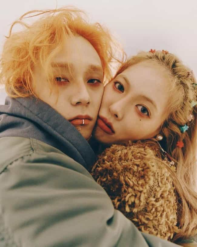 Hyuna is listed (or ranked) 2 on the list 12 K-pop Idols Who Are Dating In 2019