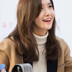 Yoona is listed (or ranked) 23 on the list The Best K-Pop Solo Artists