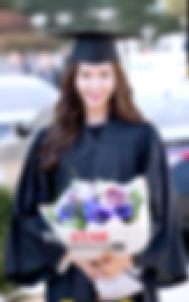 Im Yoona is listed (or ranked) 1 on the list College Graduate Kpop Idols