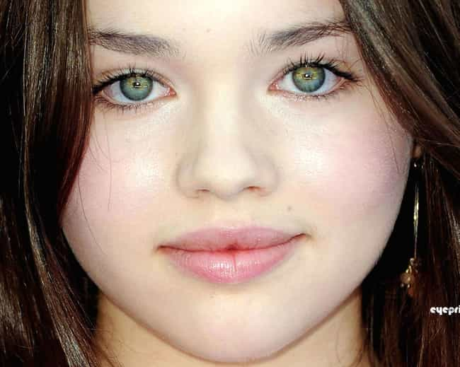 India Eisley is listed (or ranked) 2 on the list Prettiest Creations of Celebritydom