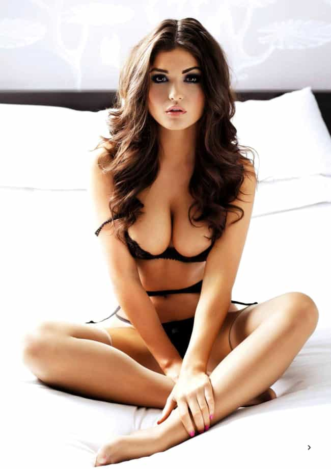 India Reynolds is listed (or ranked) 3 on the list The Hottest English Fashion Models