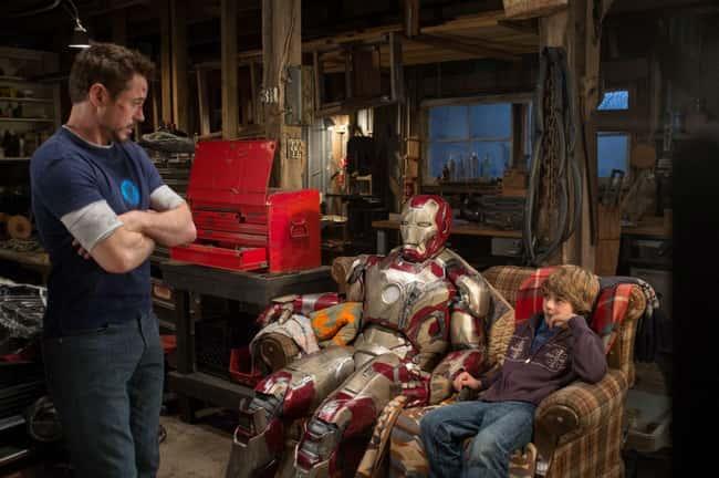 Photo: Iron Man 3