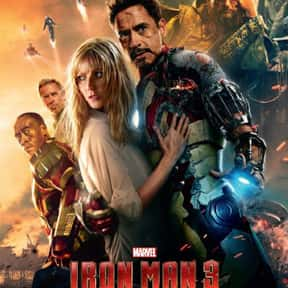 Iron Man 3 is listed (or ranked) 5 on the list The Best Robert Downey Jr. Movies