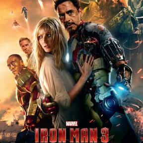 Iron Man 3 is listed (or ranked) 21 on the list The Best PG-13 Action Movies