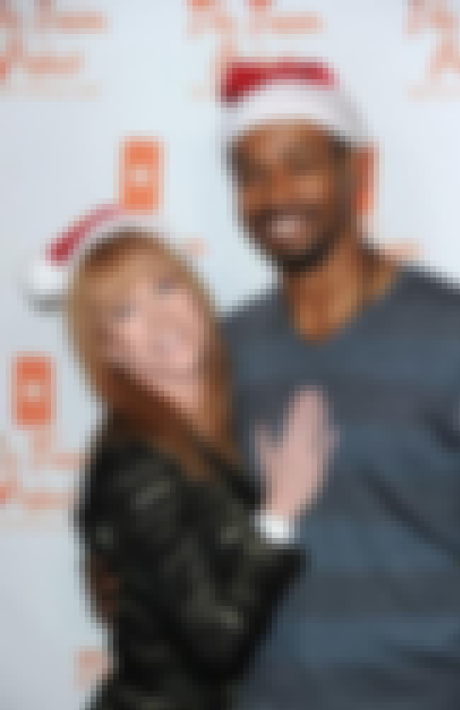 Isaiah Mustafa is listed (or ranked) 2 on the list Kathy Griffin's Loves & Hookups