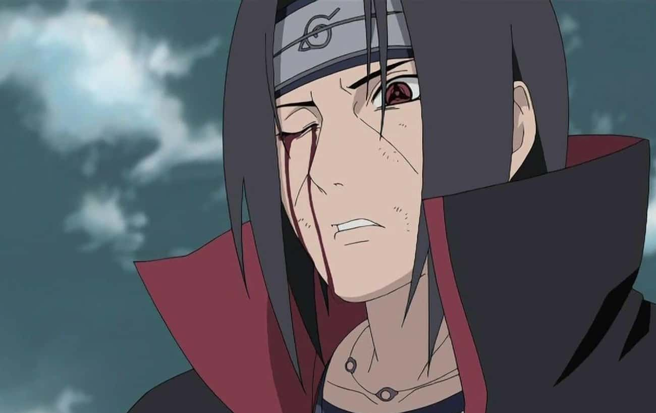 Itachi Uchiha Of 'Naruto&# is listed (or ranked) 2 on the list 16 Anime Characters Who Kept MAJOR Secrets From Everyone