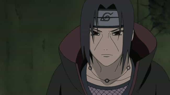 Itachi Uchiha is listed (or ranked) 6 on the list The 15 Strongest Naruto Characters Of All Time