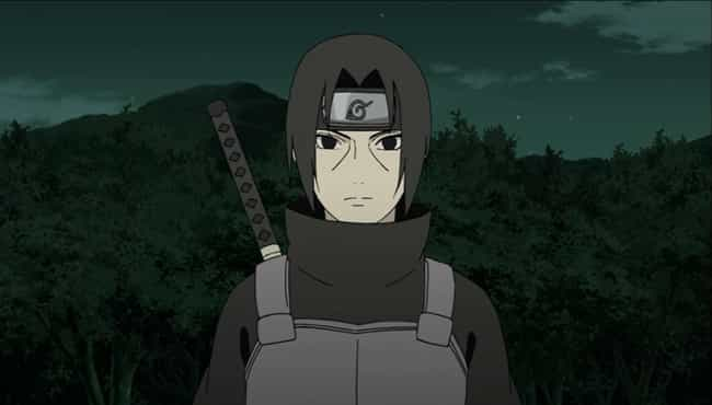 Itachi Uchiha is listed (or ranked) 2 on the list The 13 Greatest Anime Anti-Villains of All Time