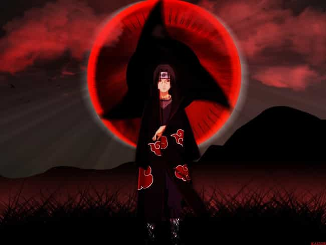 Itachi Uchiha is listed (or ranked) 1 on the list The Most Hardcore Male Anime Characters