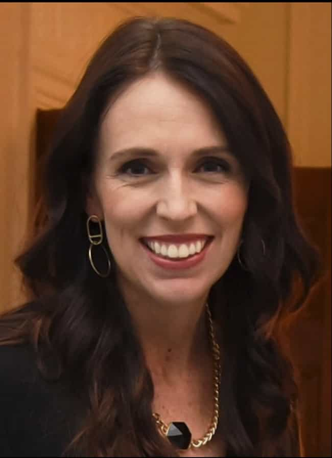 Jacinda Ardern is listed (or ranked) 2 on the list Female Presidents Currently in Office