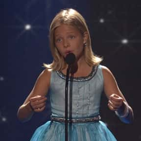 Jackie Evancho is listed (or ranked) 1 on the list The Best Female Celebrity Role Models