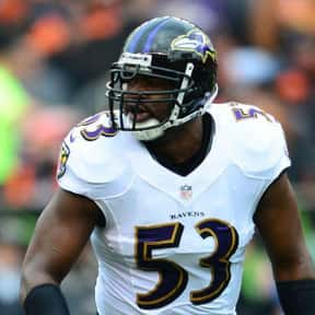 Jameel McClain is listed (or ranked) 14 on the list The Best Baltimore Ravens Linebackers of All Time