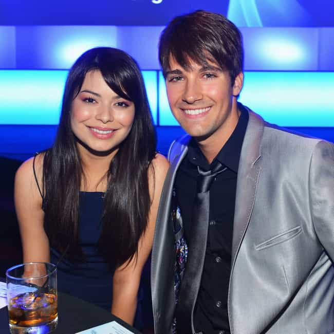 James Maslow is listed (or ranked) 3 on the list Miranda Cosgrove Loves and Hookups