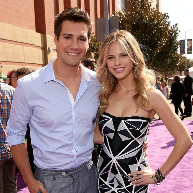 James Maslow Is Listed Or Ranked  On The List Halston Sage Loves And