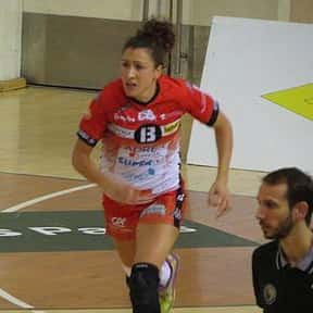 Jessica Alonso Bernardo is listed (or ranked) 15 on the list List of Famous Handball Players