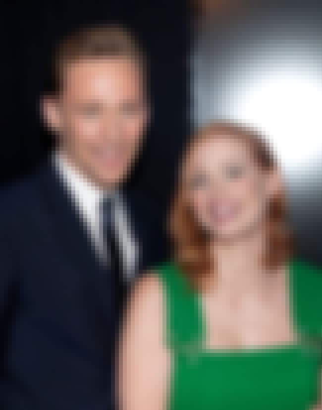 Jessica Chastain is listed (or ranked) 4 on the list Tom Hiddleston Loves and Hookups