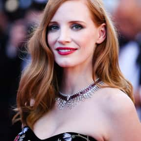 Jessica Chastain is listed (or ranked) 14 on the list The Best American Actresses Working Today
