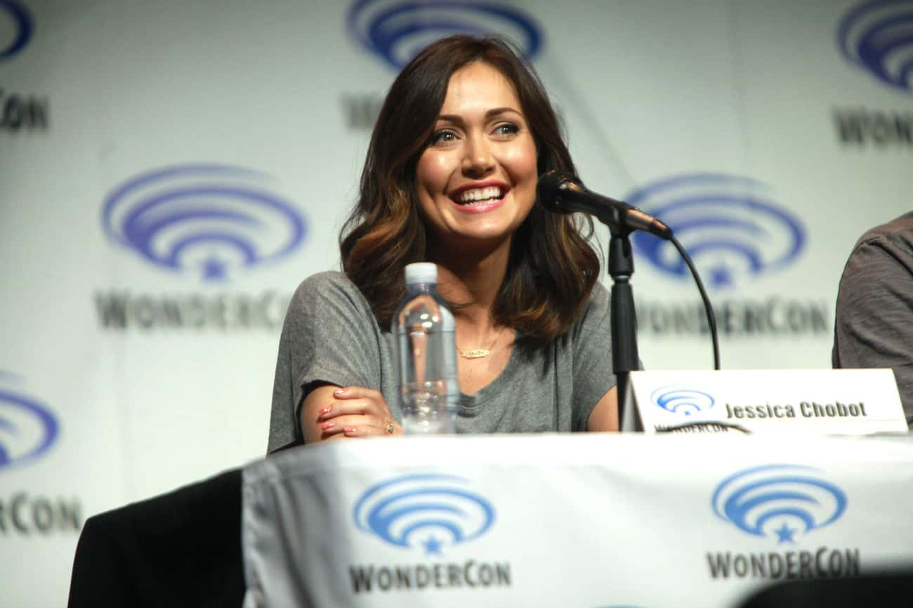 Jessica Chobot is listed (or ranked) 2 on the list The Best Female Video Game Journalists