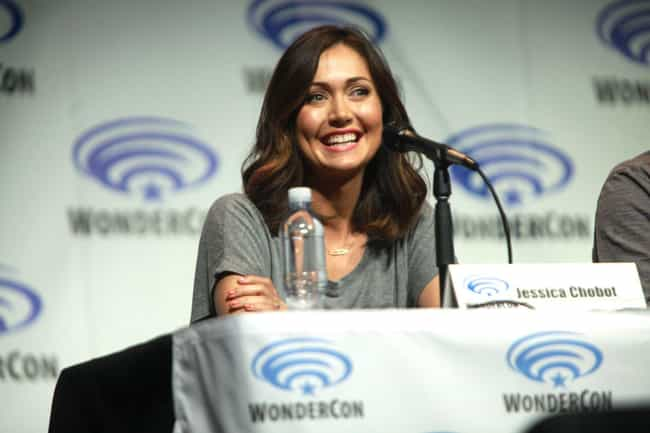 Jessica Chobot is listed (or ranked) 3 on the list The Best Female Video Game Journalists