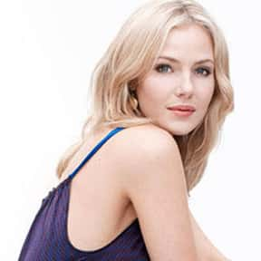 Jessica Marais is listed (or ranked) 15 on the list Famous TV Actors from South Africa