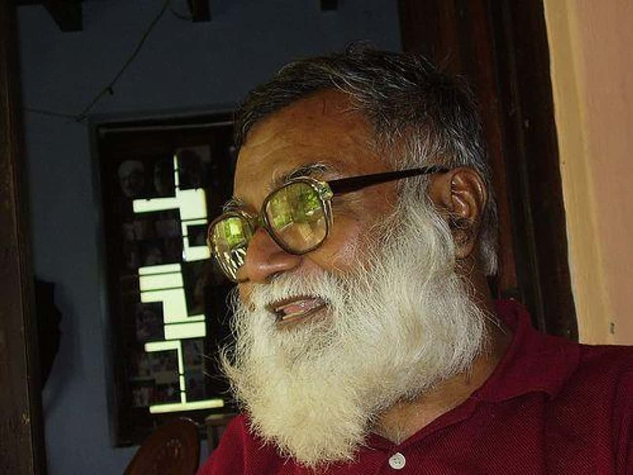 John C. Jacob is listed (or ranked) 4 on the list Famous Environmentalists from India