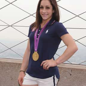 Jordyn Wieber is listed (or ranked) 16 on the list Famous Female Gymnasts