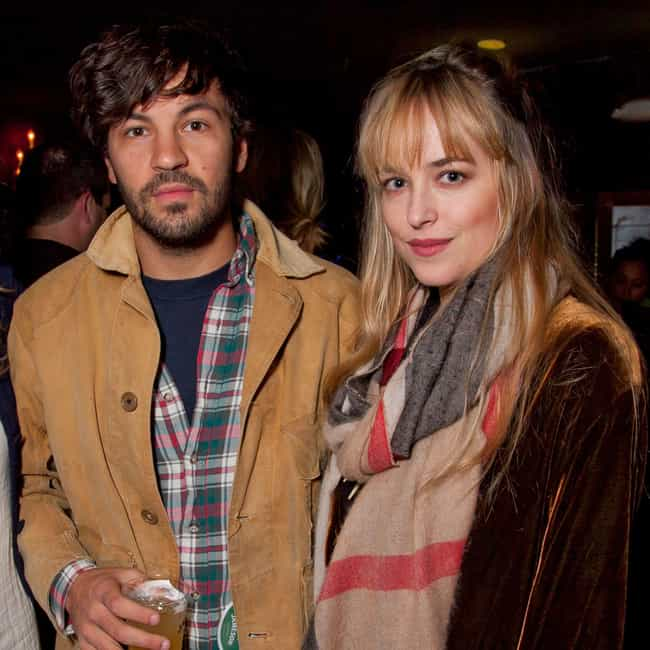Jordan Masterson is listed (or ranked) 4 on the list Dakota Johnson Loves and Hookups