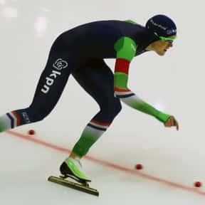 Jorien Ter Mors is listed (or ranked) 4 on the list The Best Olympic Athletes in Speed Skating