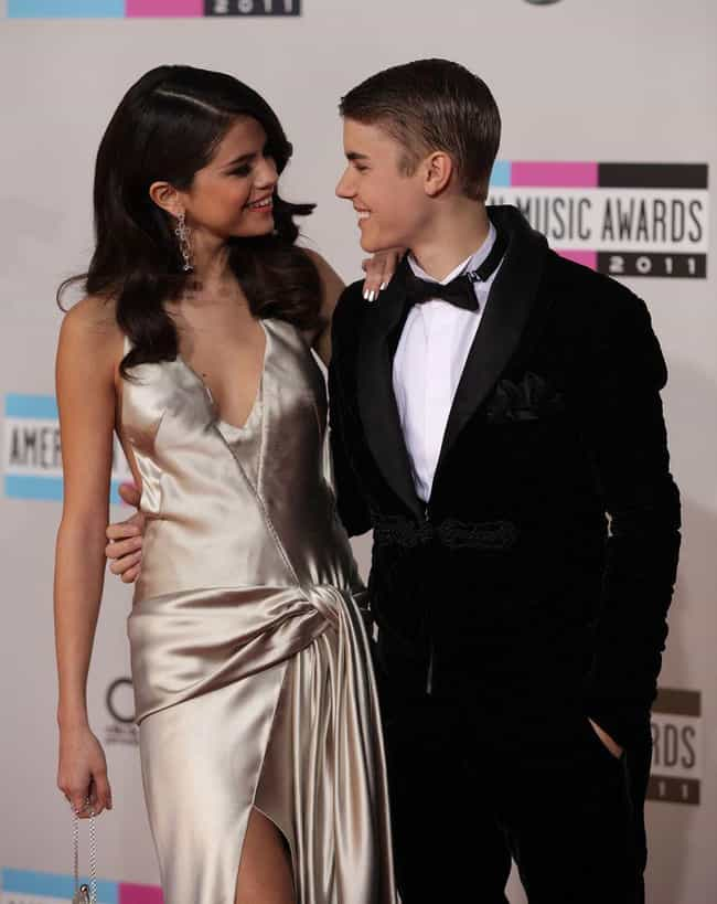 Justin Bieber is listed (or ranked) 2 on the list Famous Friends of Selena Gomez