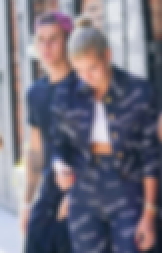Justin Bieber is listed (or ranked) 1 on the list Hailey Baldwin Loves And Hookups