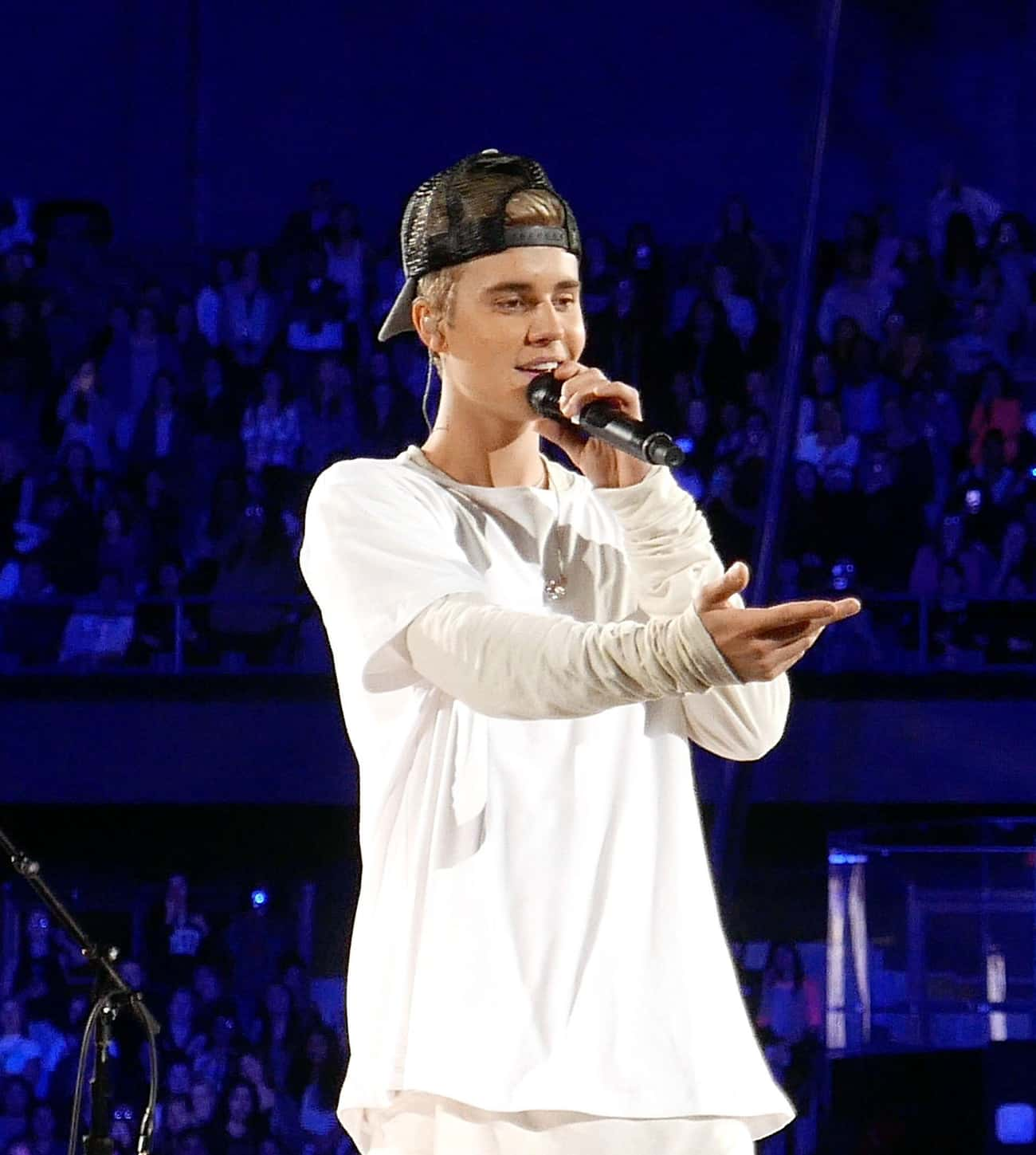 Justin Bieber is listed (or ranked) 4 on the list 20 Famous ESFPs