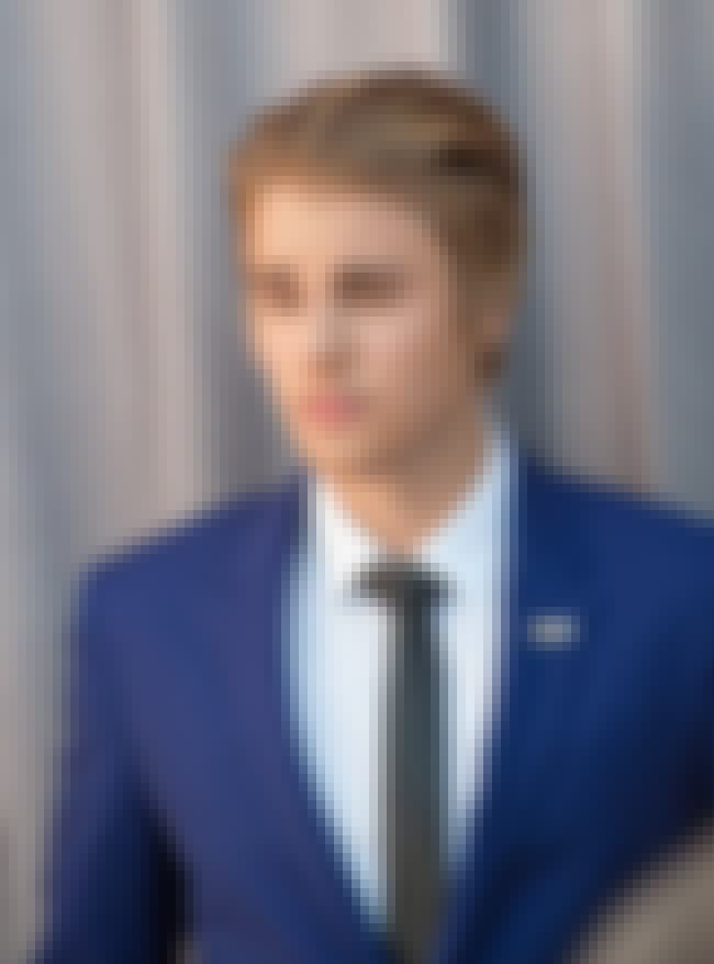 Justin Bieber is listed (or ranked) 1 on the list Famous People Born in 1994