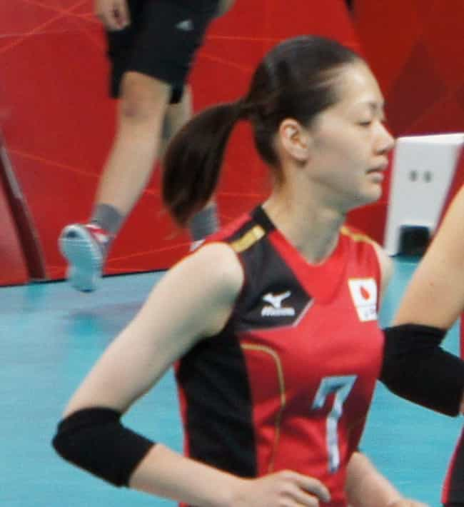Kaori Inoue is listed (or ranked) 4 on the list Famous Volleyball Players from Japan