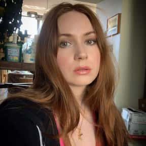 Karen Gillan is listed (or ranked) 1 on the list Who Is The Most Famous Karen In The World?