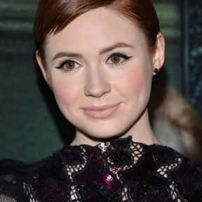 Karen Gillan is listed (or ranked) 1 on the list The Best Scottish Actresses Working Today
